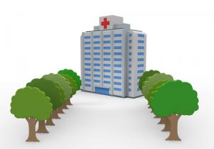 病院建物画像